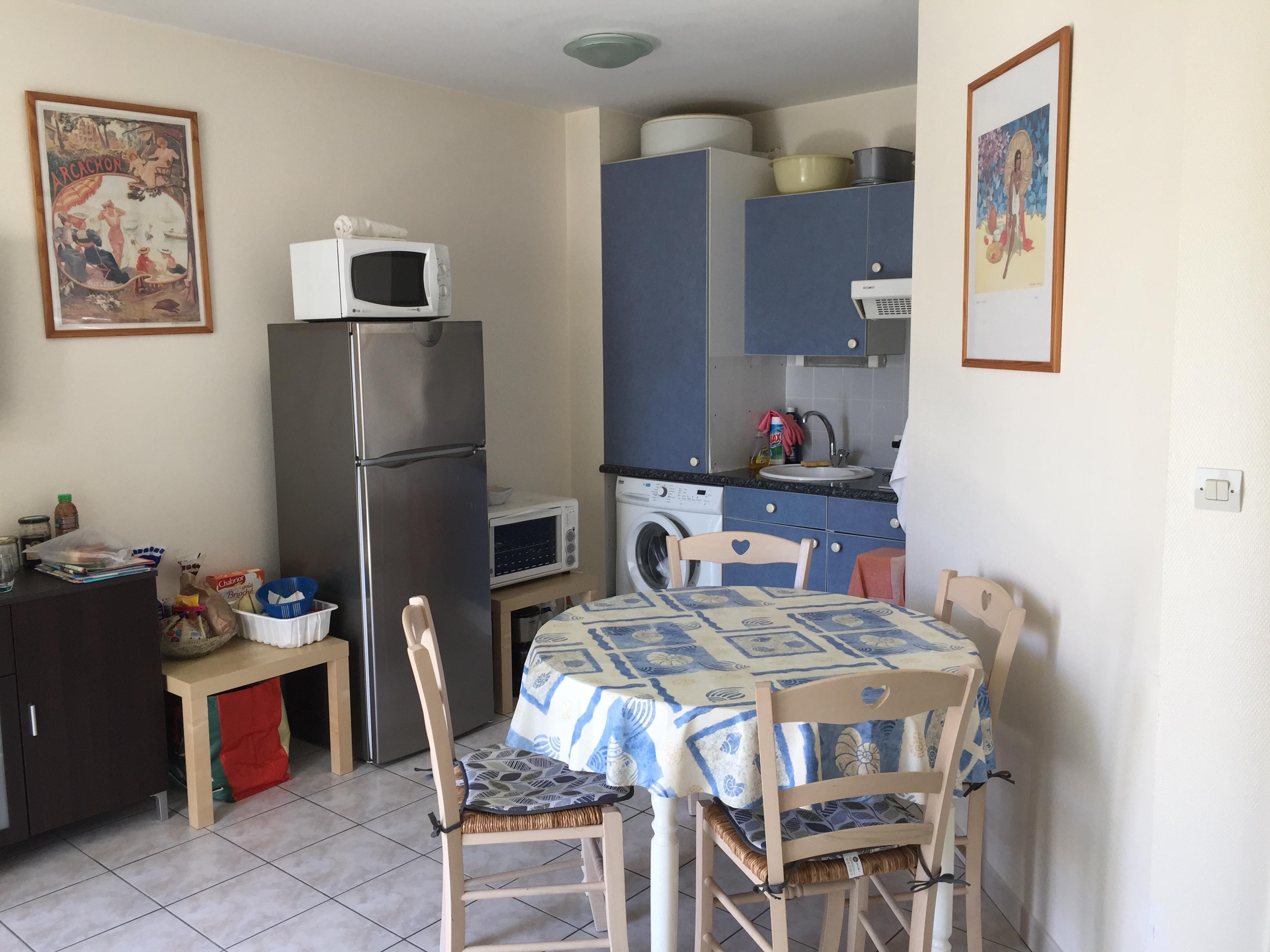 (Français) Studio meublé centre-ville Châtelaillon-Plage