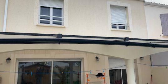 Maison récente La Rochelle quartier St Eloi