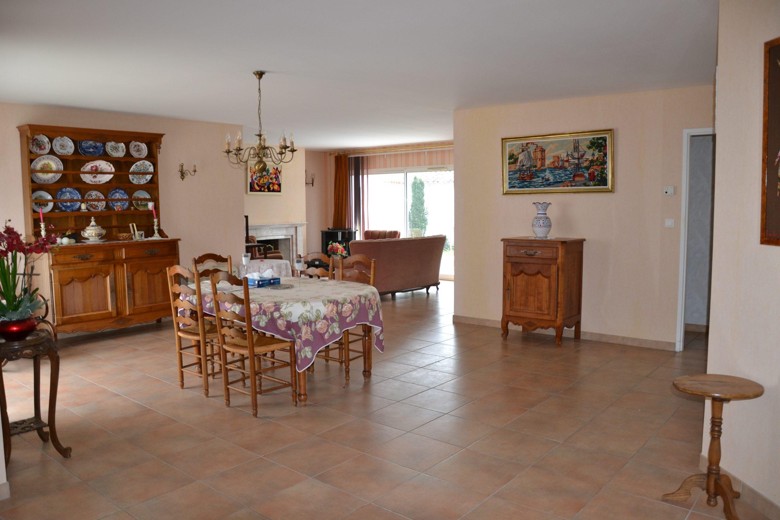 Maison 142m² Rivedoux-Plage avec piscine et garage