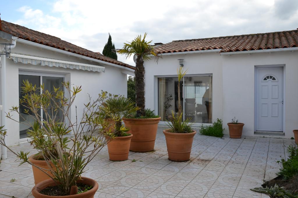 Maison Rivedoux-Plage 142m²  avec piscine chauffée et garage