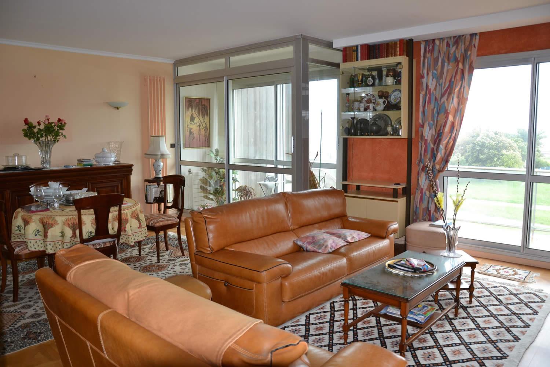 Appartement 79m² vue mer La Rochelle Minimes