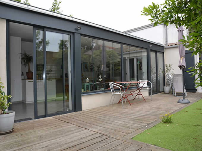 Maison LA ROCHELLE 162m² 4 chambres garage