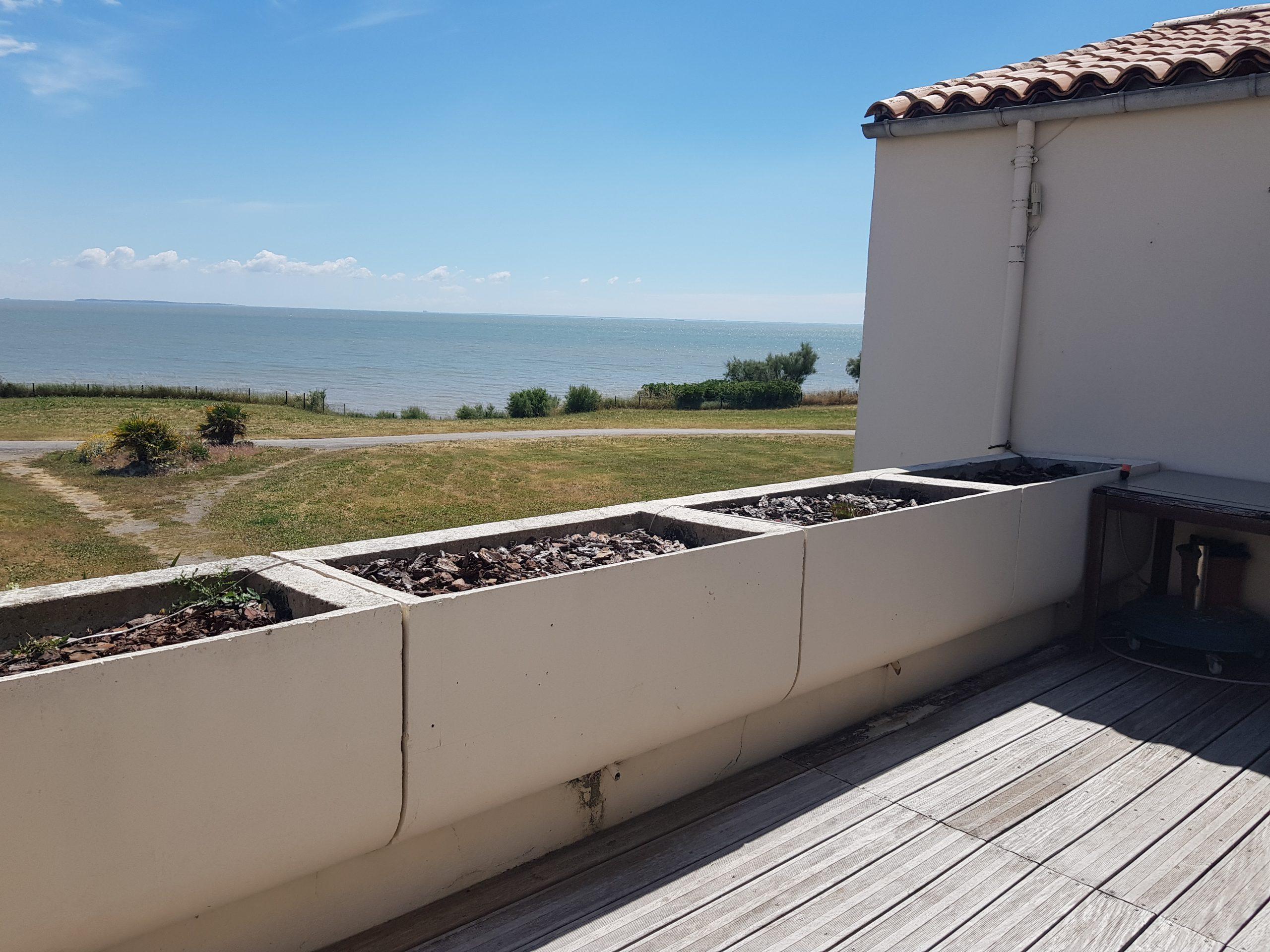 Appartement 94m² vue mer La Rochelle