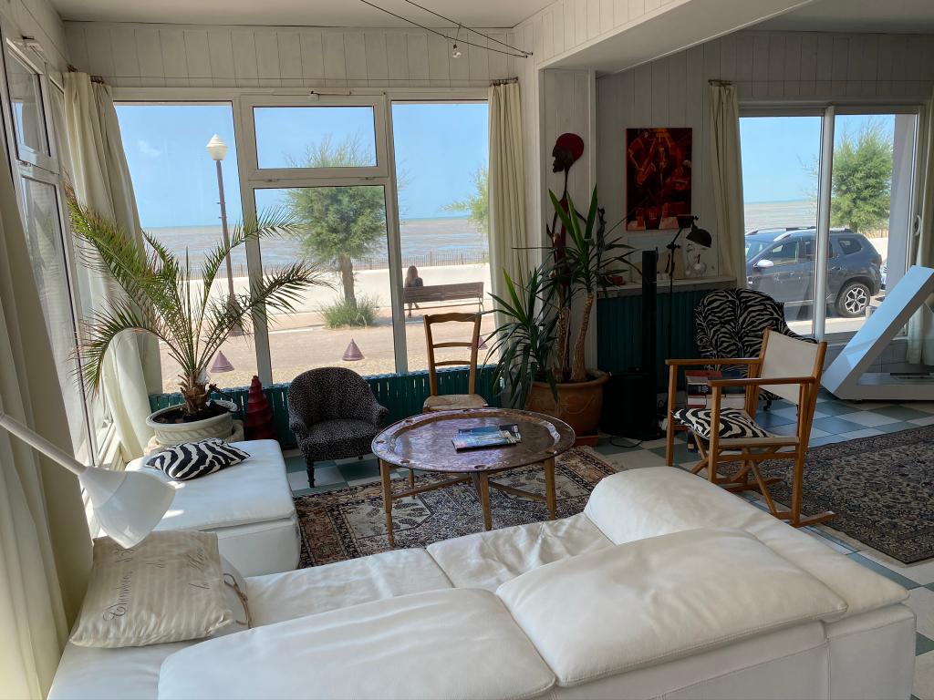 Chambres d'hôtes vue mer