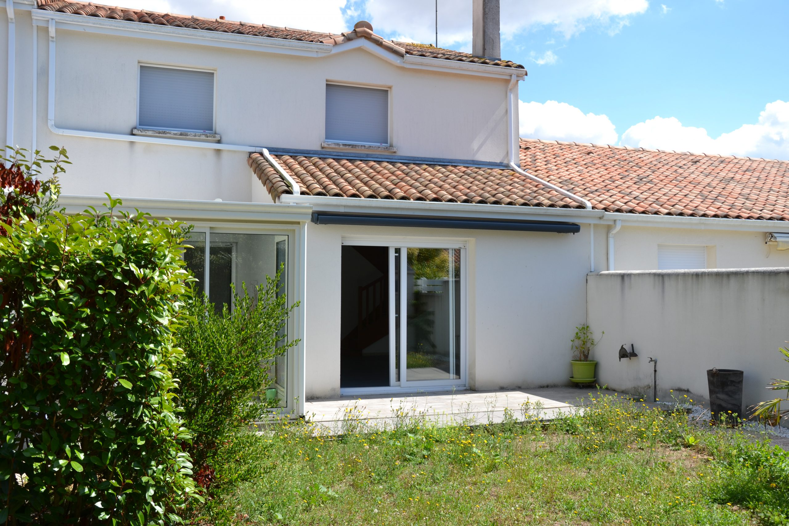 Maison T4 à Aytré avec véranda et garage