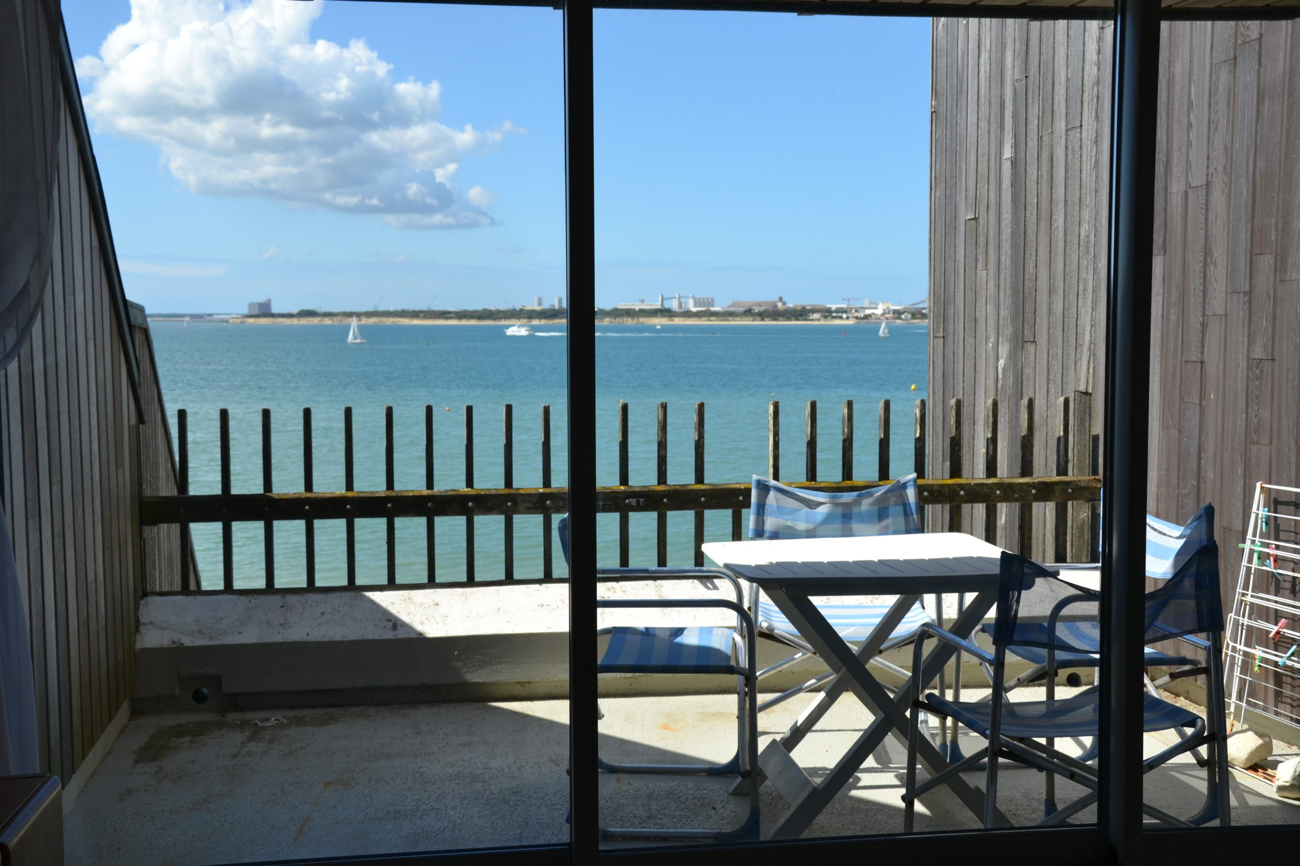 Duplex vue mer La Rochelle Minimes