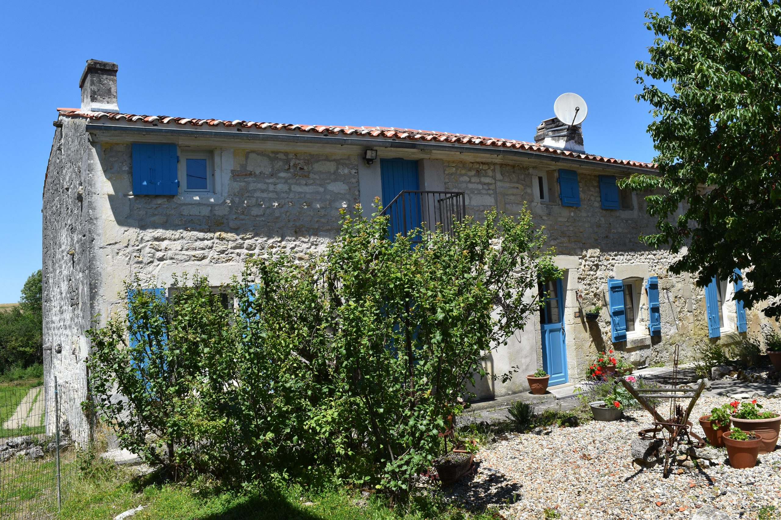 Maison Charentaise 190m² Saint-Savinien