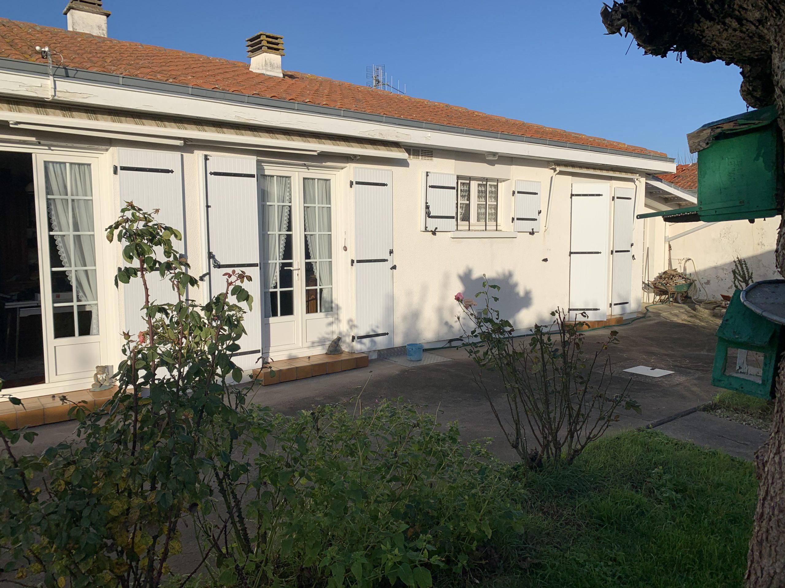 Maison Centre  Châtelaillon-Plage 5 pièce(s) 120 m²