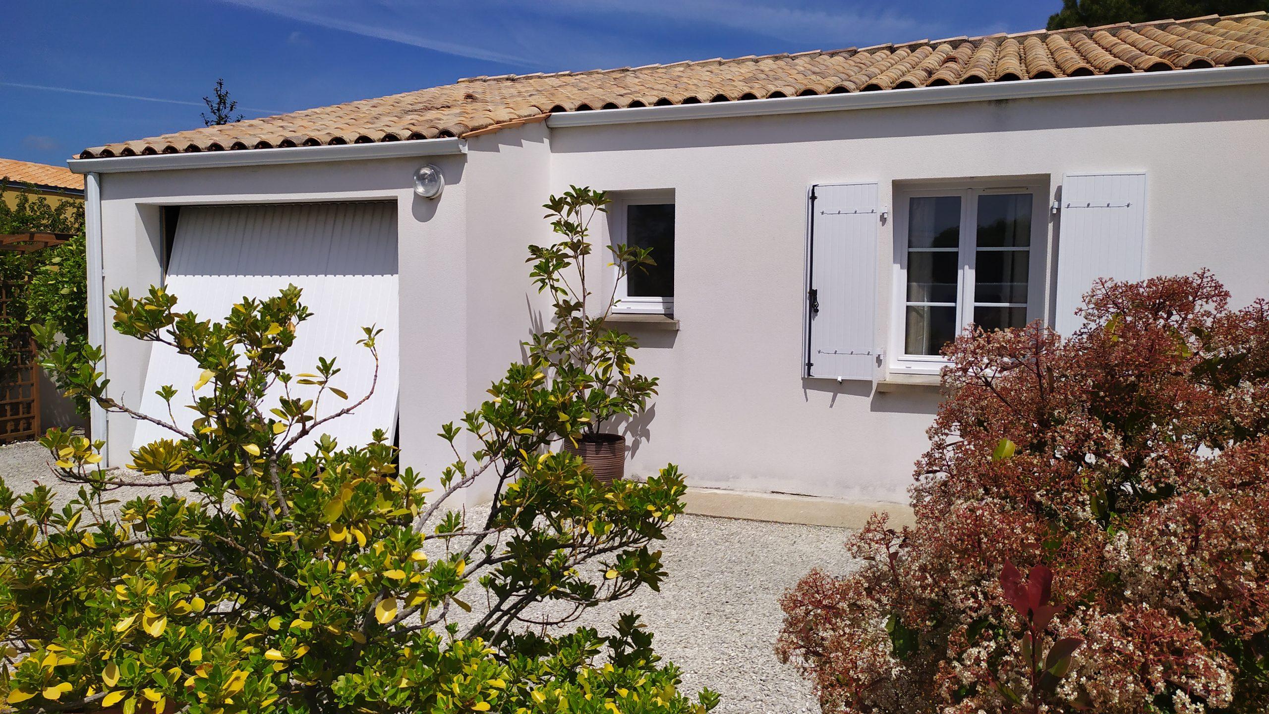 Maison  Plain Pied 3chbs- La Jarrie