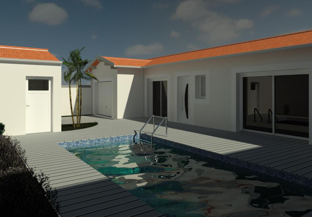 Maison Chatelaillon Plage 5 pièces 125 m²